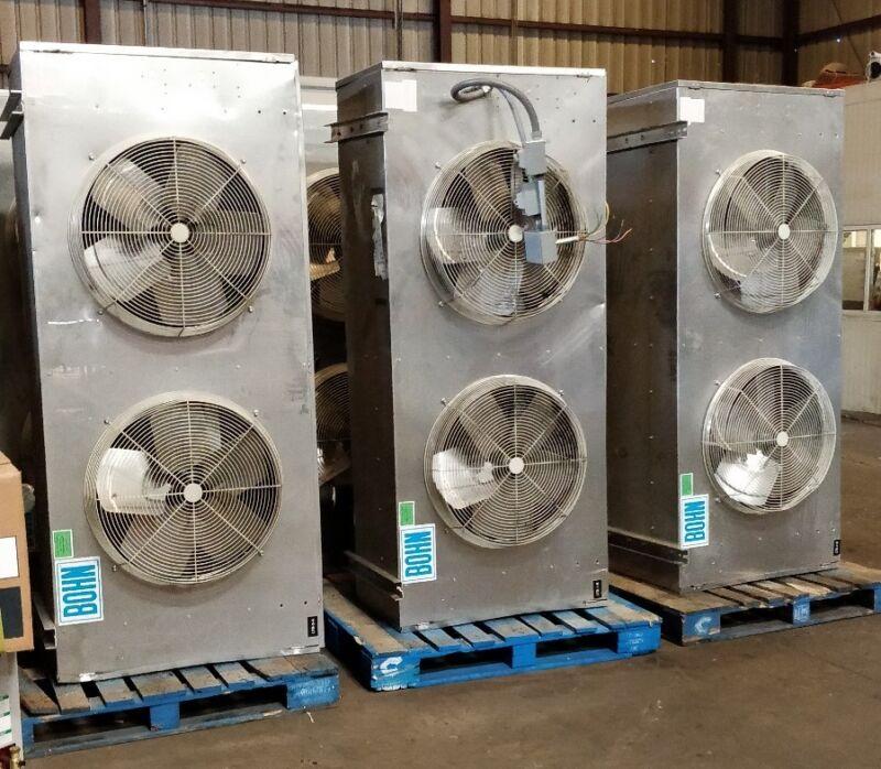 45,000 BTU Evaporator Blower Electric Defrost
