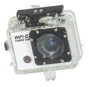 WiFi Full HD 1080p Waterproof Action Camera Greenwich Lane Cove Area Preview