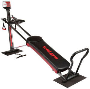 Total Gym 1900, New