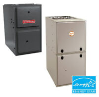 FURNACE INSTALLS $1950.00 - LOW PRICES 'ENERGY STAR EFFICIENT'