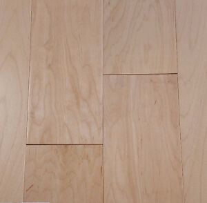 Maple Engineered Wood - Easy to Install SUPER SPECIAL $3.99/SqFt