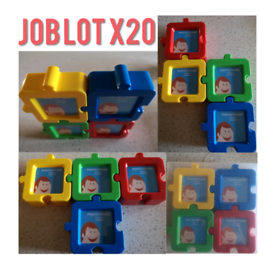 JOB LOT 20x New Mini Jigsaw Photo frames