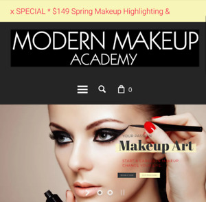Professional Makeup Artist Course $149