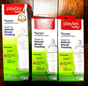*Brand New* Playtex Baby Nurser with Drop in Liners