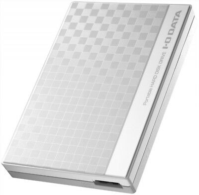 I-O Data Portable Hard Disk 1TB USB3.0 / 2.0 Compatible Bus-Powered EC-PHU3W1