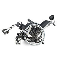 IBIS Handicare Tilt-in-Space Manual Wheelchair - NEW CONDITION!
