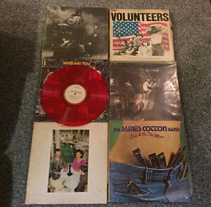 RECORDS FOR SALE 25 all Rock