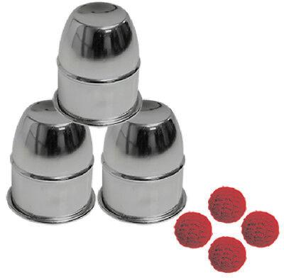 Becherspiel - Cups and Balls Aluminum | zaubern  |
