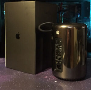 Mac PRO 12-Core 2.7Ghz- 64 G RAM- D700 6G VRAM MAXED OUT SPECS