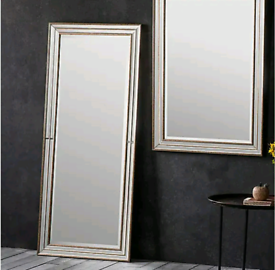 New Dunelm Full Length Leaner Mirror