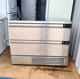 Heavy Duty Commercial Foster Chest of Freezer Drawers.