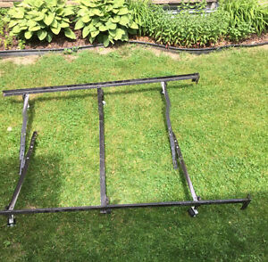 Double Size Bed Frame (Steel)