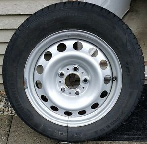 For Sale - 4 Mini Cooper Winter Tires with Rims