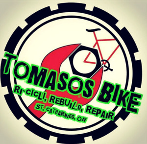tomasos bike repair.