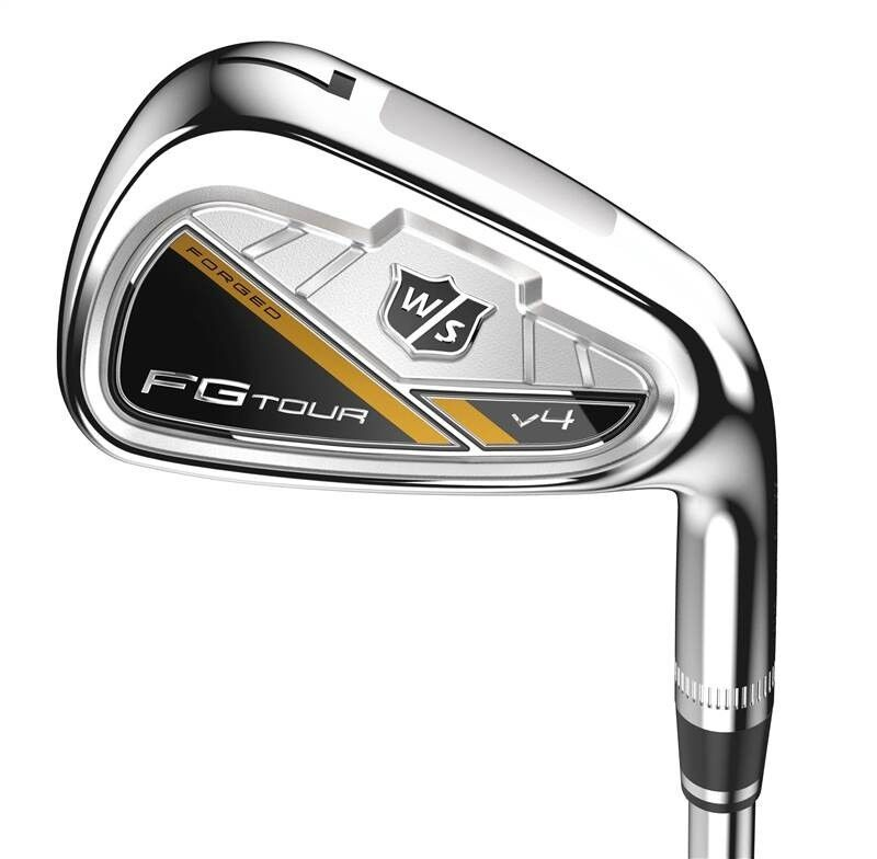 Wilson Staff FG Tour V4 Irons Set 4-PW+GW  Forged Golf Clubs