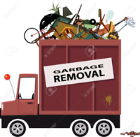 JUNK REMOVAL SERVICE, BEST RATES, SENIOR DISCOUNT 999-6262