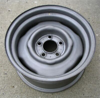 Looking for old Chevy steel wheels