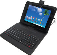 PROSCAN GOOGLE CERTIFIED TABLET COMPLETE WITH KEYBOARD & CASE !!
