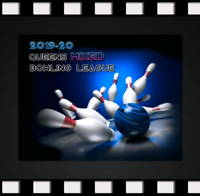 2019-20 Queen's Mixed Bowling League