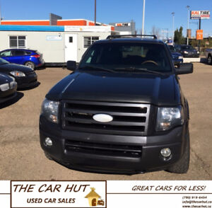 2007 Ford Expedition Limited *Free 1-yr Warranty*
