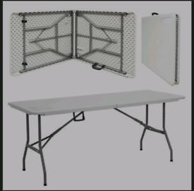 6ft Trestle Table