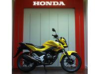 Honda CB125 125cc F Commuter 2017