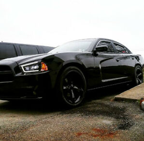 Dodge Charger 2013 --BlackTop -- NEGO