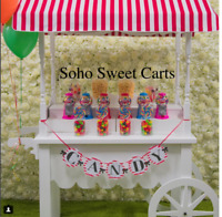 Candy Cart - $250 Vintage Large Carts