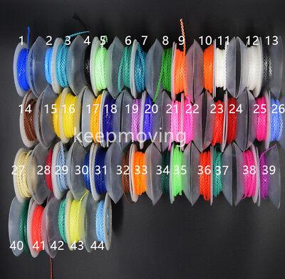 1x Dental Orthodontic Short Type Elastolink Elastic Ultra Power Chain 44 Colors