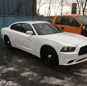 Ex police Dodge charger  2014 172000km
