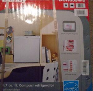 Danby Brand New 1.7 Refrigerator  Defrost