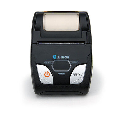Paypal Here Compatible Sm-s230i 2in Bluetooth Mobile Printer 39632110