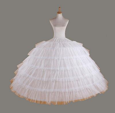 Reifrock Petticoat Unterrock petticoat kleid Hochzeit Petticoat krinoline 7-hoop