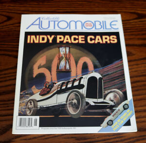Collectible Automobile magazines - full set of issues from 1997