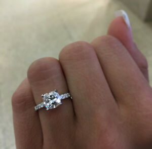 Tiffany Novo Engagement Ring