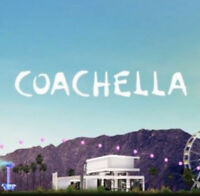 Coachella 2019 Weekend 2General Admin Pass