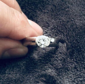 Engagement Ring Size 5
