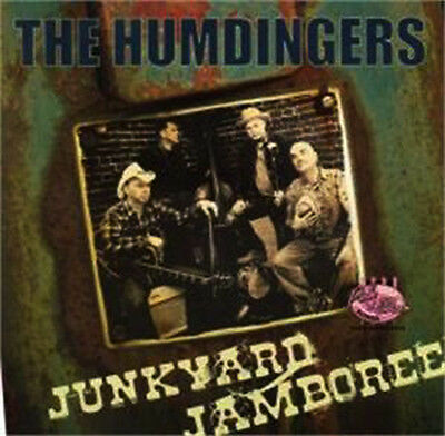 The Humdingers Junkyard Jamboree Cd - Rockabilly, Hillbilly, Rock 'N' Roll - New
