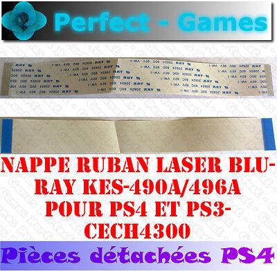 nappe ruban cable flex laser lens ribbon KES-490A 496A SONY PS4 PS3...