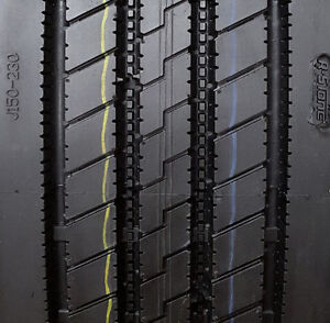 11R22.5 Stock of Aeolus New Recap Trailer Tires 16PLY SALE!!!