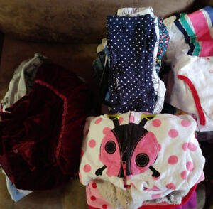 24 Month - 2T Girl's Clothes