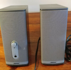 Bose computer speakers - awesome sound!