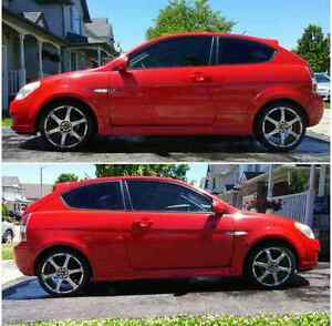 2007 Hyundai Accent SR (2 door)