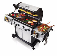 Broil King XL Sovereign BBQ