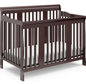 Storkcraft Tuscany 4-in-1 Convertible Crib BRAND NEW SEALED