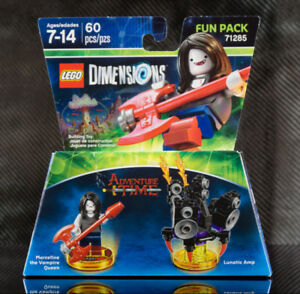 Lego Dimension Adventure Time Marceline The Vampire Queen Sealed
