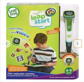 Brand New Boxed LeapFrog LeapStart Go Educational Toy