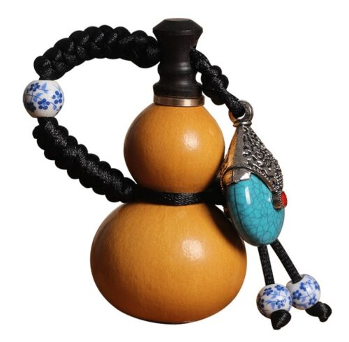 Natural Gourd Snuff Bottle Pendant Collection Decor