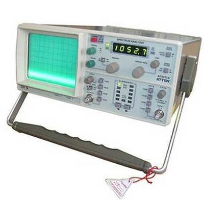 Atten At5011a Spectrum Analyzer 150k-1ghz With Tracking Generator 110-220v