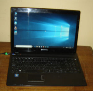 "Gateway NV51B02H 15.6"" AMD Dual Core 128GB SSD 6GB HDMI"